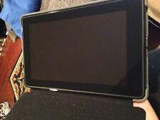 Kindle Fire 8GB (1st gen) Wi-Fi 7in - Black -Great Condition bundled w/ Case