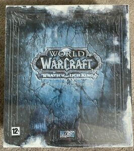 World of Warcraft: Wrath of the Lich King | Collector's Edition | Sealed | enGB