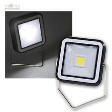 SOLARE LUCE LED con stand, Torcia Tascabile Lampada da lavoro 200lm CAMPEGGIO