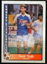 1990-91 Pacific MSL David Doyle #80 Rookie SP46