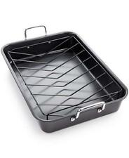 NEW Roaster Pan With Rack  Nonstick Carbon Steel By Tools Of The Trade