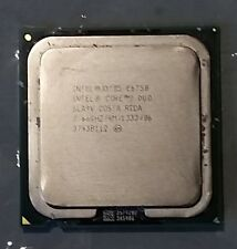 Intel Core 2 Duo E6750 SLA9V CPU Processor 1333 MHz 2.66 GHz LGA 775/Socket T