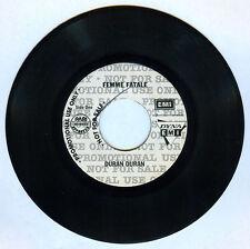 Philippines DURAN DURAN Femme Fatale 45 rpm PROMO Record