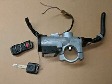 Nissan 350Z Ignition Switch Assembly w/ Key and Remote Key FOB, 03-04 Manual Car