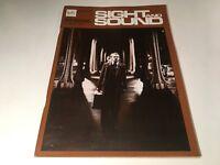 Sight And Sound Vintage Cinema Movie Magazine Summer 1977 Left Bank Art Film 70s
