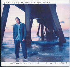 Branford Marsalis Quartet ‎– Footsteps Of Our Fathers