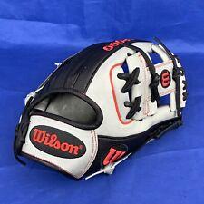 """Wilson A20RB17 1788SS Super Skin(11.25"""") Infield Baseball Glove"""