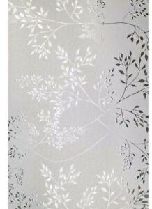 "24"" X 36"" Elderberry Decorative Window Film Frosted White Artscape Floral Tint"