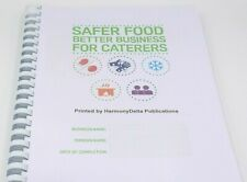 More details for updated for 2021 safer food better business caterers pack sfbb & relax cd