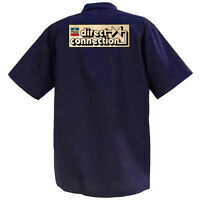 Mopar Direct Connection  - Mechanics Graphic Work Shirt  Short Sleeve