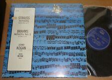 Leonid Kogan/Andrei Mitnik STRAUSS/BRAHMS Violin Sonatas - MK 1561