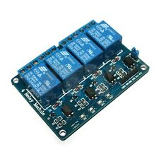 4-Channel 24V Relay Module With Optocoupler For Arduino DSP AVR PIC ARM