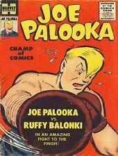 JOE PALOOKA COMICS GOLDEN AGE PDF FORMAT ON DVD
