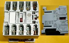 Leistungsschütz 400 vac/50hz o 440vac/60hz 4kw, GE mc1a310ah TELERUTTORE