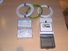 Electrical Mains Hook Up Kit - VW, camper, motorhome, caravan - white sockets