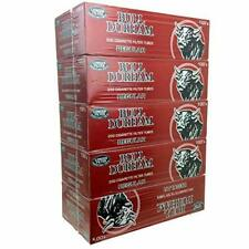 Bull Durham Cigarette Filter Tubes Regular Red King Size 200ct (5-Boxes)