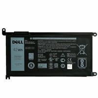 OEM Genuine WDX0R Battery for DELL Inspiron 15 5567 5568 13 5368 7368 7569 7579