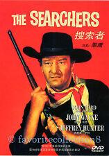 The Searchers John Wayne 1956 DVD