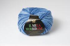 100g/90m MEGA MORBIDONE Rial Filati reine Merinowolle Merino Extrafine Wolle
