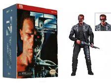 T2 Action Figure 18cm Ultimate T-800 Arnold Schwarzenegger Videogame Ver. NECA