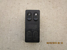 86 - 89 SAAB 900 2.0L HATCHBACK 2D COUPE MASTER POWER WINDOW SWITCH