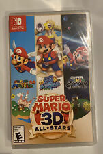 Super Mario 3D All-Stars - Nintendo Switch (Brand New Factory Sealed)