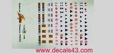 decalque decals decalcomanie divers dessin 1/24 coupe circuit electrique
