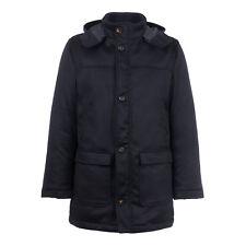 KIRED by Kiton F/W 2017 LEX Cashmere Goose Down Coat 3XL 48Us 58Eu Dark Blue