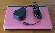 Dell Inspiron Mini 10 1012 Netbook Laptop & AC Adapter - Works - Windows 7