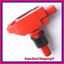 For 2004-2009 MAZDA RX8 RX-8 Ignition Coil Epoxy Red UF501 JMD2875R