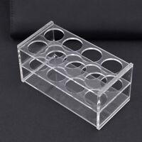 Reagenzglashalter Reagenzglasständer Reagenzglasgestell Für 8 Reagenzgläser