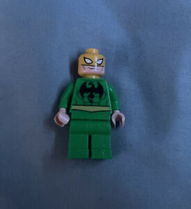 Lego Marvel Super Heroes Iron Fist Minifiguer 6873 Ultimate Spider-Man