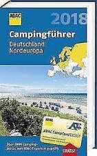 ADAC Campingführer Nord 2018 / ADAC Campingführer Deutschland Nordeuropa 2018 (2018, Taschenbuch)