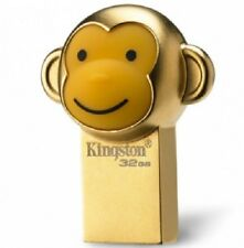 Kingston Monkey 32GB 32G USB 3.1 3.0 Flash Drive Limited Figure CNY16 Ape Metal