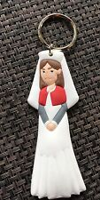 Nurse Mary Rubber Bag Tag or Keyring