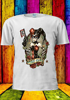 Harley Quinn Joker Wild Card T-shirt Vest Tank Top Men Women Unisex 140