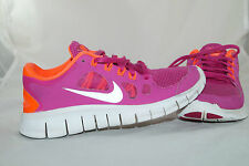 Nike Free 5.0 Gr: 35,5 Rosa Weiss  KIDS Kinder Schuhe