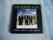 "THE XXXX FILES, DAVID LINES, JOHN ABBOTT, ""AS NEW"" Book"