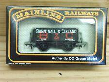 Mainline 937387 OO Gauge 7 Plank Wagon Brentnall and Cleland London