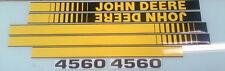 John Deere 4560 Hood Decals