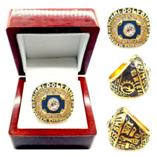 New listing 1972 Miami Dolphins #GRIESE Championship Ring Super Bowl Size 8-13. Very Rare