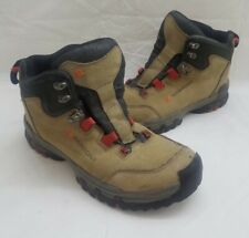 GARMONT Boots Women's Size 9.5 Hiking Mountaineering Brown Leather ***