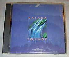 INTRODUCING NARADA EQUINOX Friedmann,David Lanz,Paul Speer CD promo album EX+/NM
