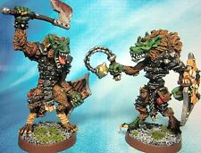 Dungeons & Dragons Miniatures  Gnoll Fighter Warlords !!  s106