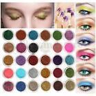 30 Farb Pro Mix Glitter Puder Lidschatten Eyeshadow Kosmetik Schminke Makeup Set