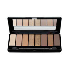 Rimmel 'MAGNIF'EYES EYESHADOW PALETTE' Nude Neutral Matte Satin Shimmer NEW IN!