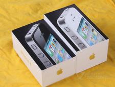 Brand new 100% Original Apple iPhone 4 16GB  white sealed never used GSM unlock