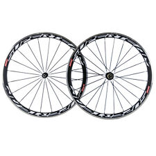Alloy Braking Surface 38mm Carbon Wheels  Road Bike Clincher Carbon Wheelset
