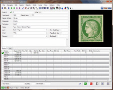 FRANCE EzStamp 2016 Stamp Inventory Software CD Scott Licensed+Images+Values