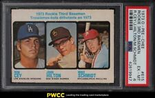 1973 O-Pee-Chee Mike Schmidt ROOKIE RC #615 PSA 6 EXMT